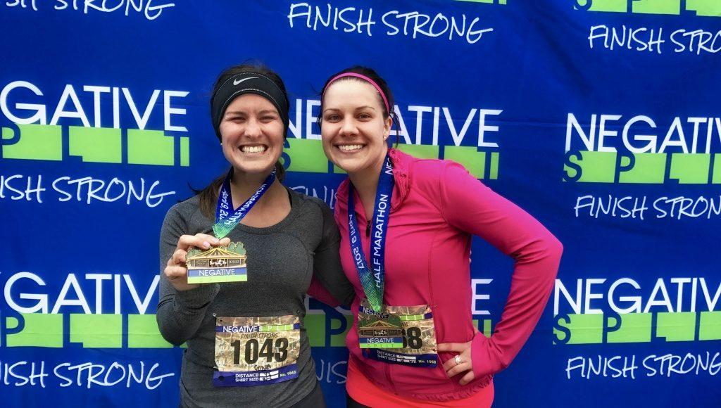 Spokane Negative Split Half Marathon
